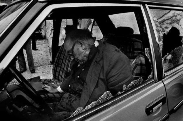 این عکس باتالیا دادستانی به نام چزاره ترانووا را نشان میدهد که در دام مافیا افتاد و به قتل رسید.