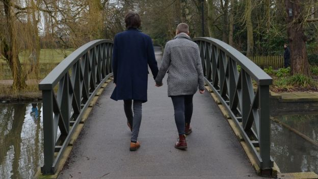 George Norman and Sophie Jorgensen-Rideout