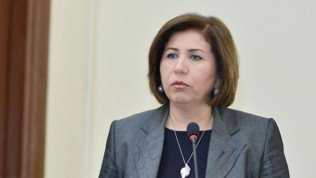 Deputat Bahar Muradova