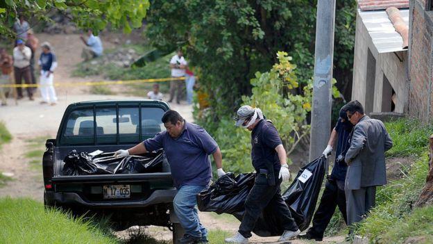 Homicidio en El Salvador