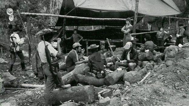Las FARC nacieron como un grupo campesino de autodefensa.