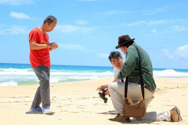 馬航失蹤乘客家屬12月7日到馬達加斯加尋找線索。