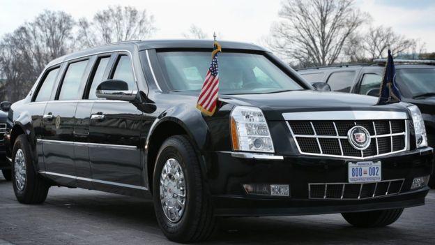 Limusine presidencial