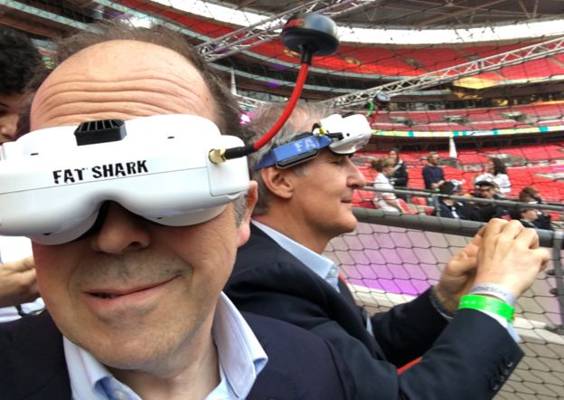 Drone racing - sport of the future? ilicomm Technology Solutions