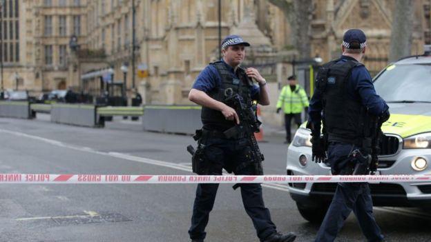 Policía de Londres