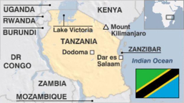 Tetemeko hilo lilisikika maeneo ya Kaskazini Magharibi mwa Tanzania