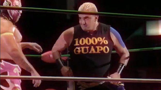 Shocker en el ring