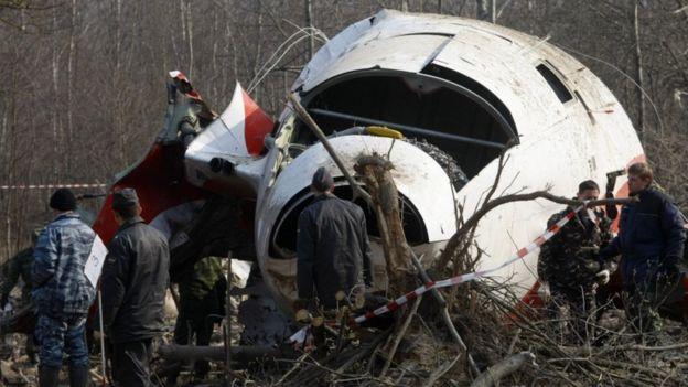 Americkou novinářku propustili z práce po článku o letecké katastrofě u Smolenska