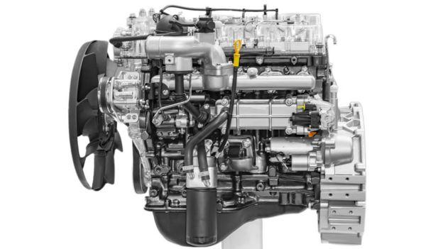 Motor de auto