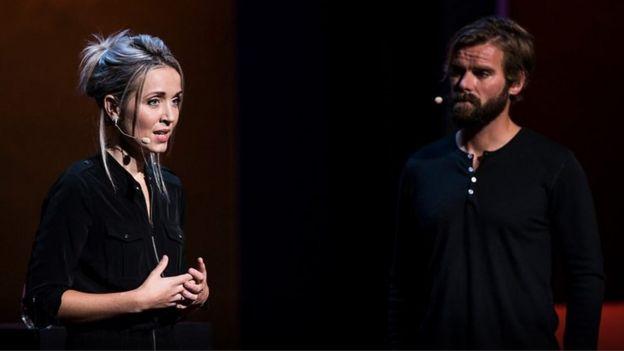 Thordis Elva e Tom Stranger