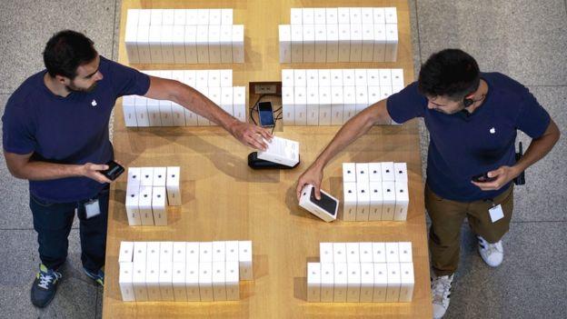 iPhonesen venta