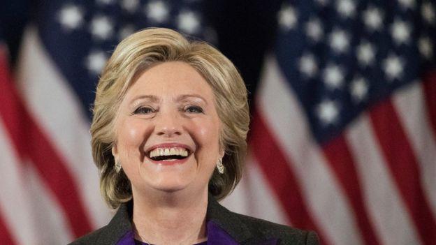 Hillary Clinton, líder demócrata