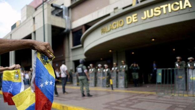 Palacio de Justicia de Venezuela