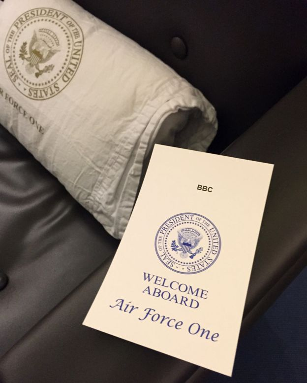 Air Force One invitation