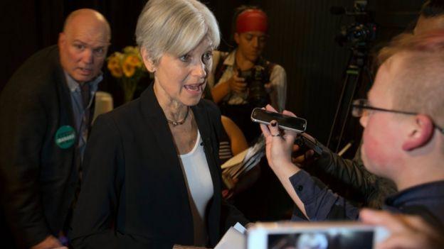 Tiến sỹ Jill Stein