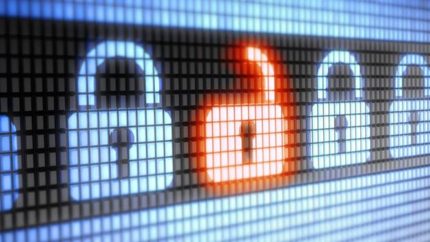 Computer locks