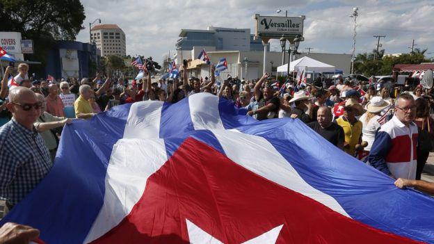 Cubanos en Miami