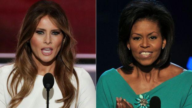 Melanie və Michelle