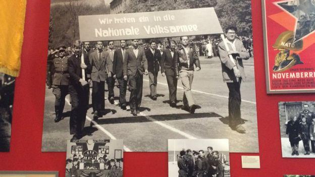 Tuần hành thời Đông Đức còn theo chủ nghĩa xã hội
