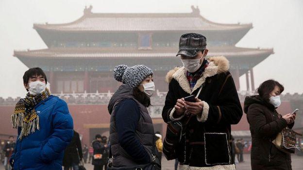 北京—雾霾又来了 我们还有什麽招?