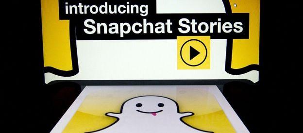 Snapchat stories