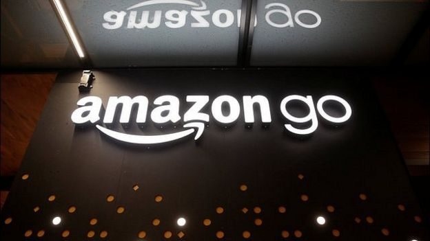 La tienda Amazon Go sólo necesita a los humanos como consumidores.