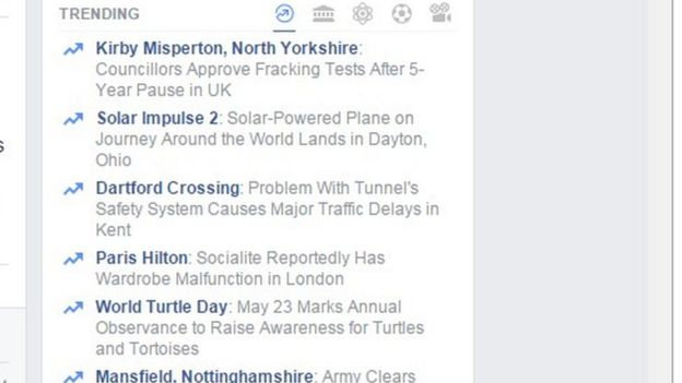 Facebook to revamp Trending Topics ilicomm Technology Solutions