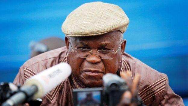 Etienne Tshisekedi alifariki mwezi mmoja uliopita