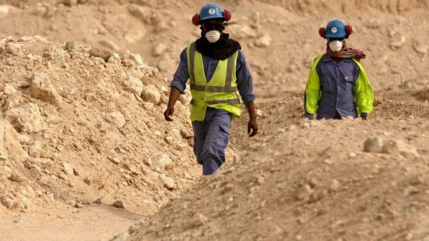 مسئولية الفيفا بقضايا العمال
