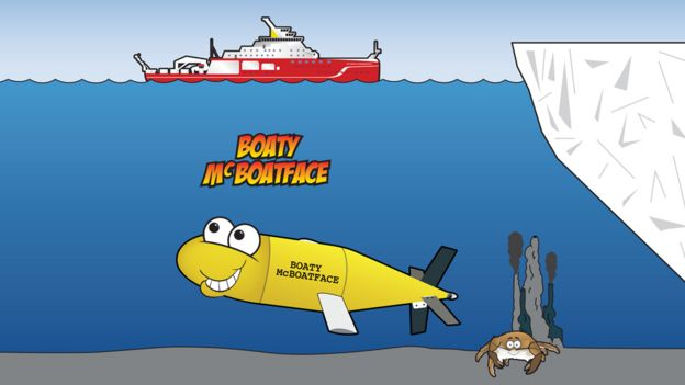 Boaty cartoon