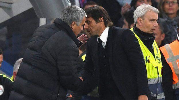 Chelsea beat waliwashinda Manchester United 4-0 mweiz Oktoba