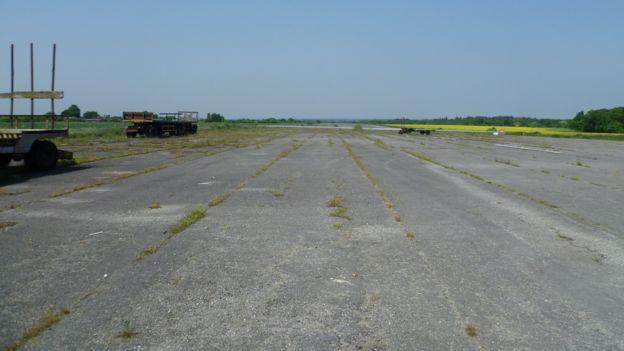 Wisley Airfield runway