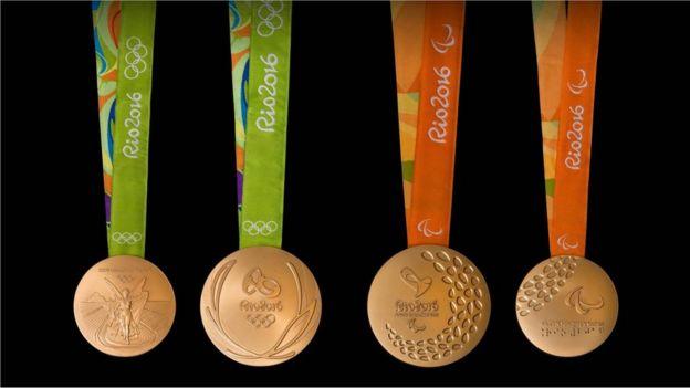 Medallas de Río 2016