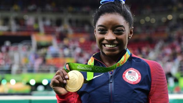 Biles podría convertirse en la primera gimnasta de la historia que gana cinco oros olímpicos.