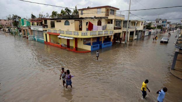 Les Cayes, Haití