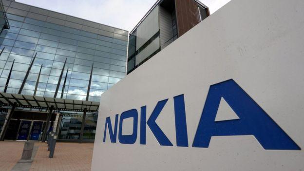 Escritório da Nokia na Finlândia, em foto de abril de 2015