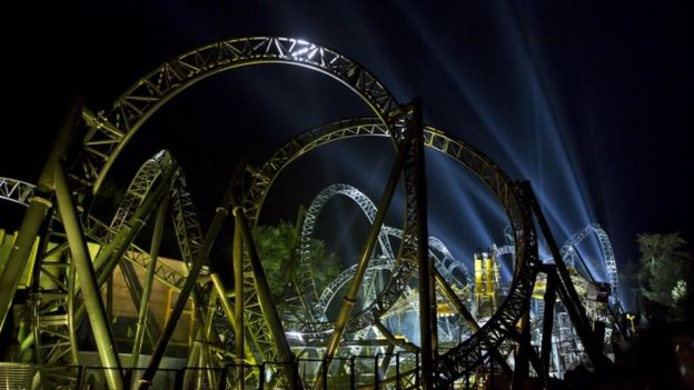 Alton Towers to open virtual reality rollercoaster ilicomm Technology Solutions