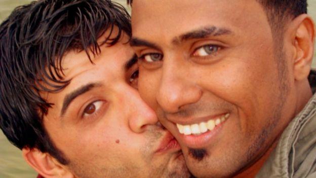 Btoo Allami (izq) y Nayyef Hrebid