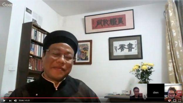 Tiến sỹ Nguyễn Xuân Diện