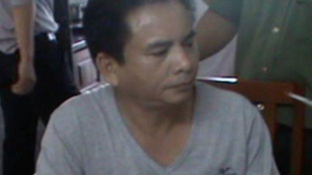 Bùi Hiếu Võ, sinh năm 1962, bị bắt tại TP HMC
