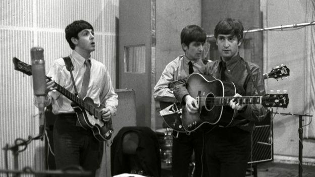 「george martin 1964」の画像検索結果
