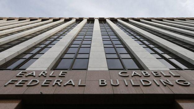 Earl Cabell Federal building, Dallas