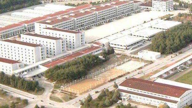 Ankara Astsubay Meslek Yüksek Okulu
