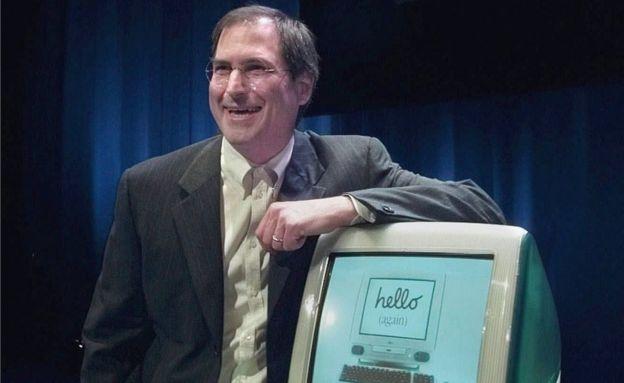 Steve Jobs in 1998
