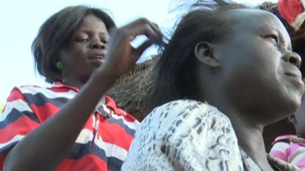 Uganda child brides