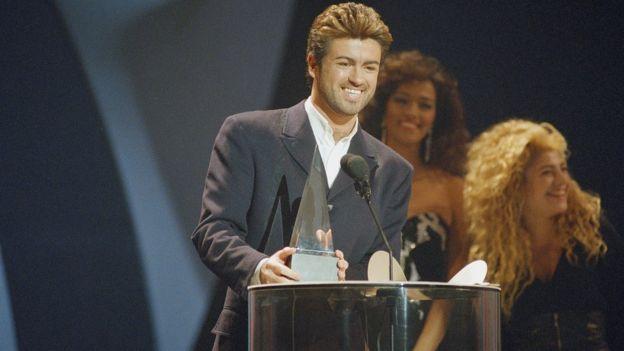 Свою первую Грэмми Джордж Майкл получил январе 1989 года