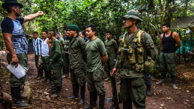 commentisfree colombians voted against peace farc president santos better deal