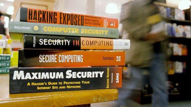 Livros sobre segurança online