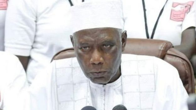 Gambia election chief