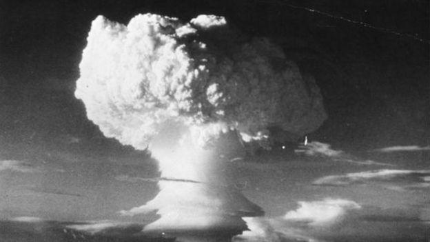 原子彈爆炸